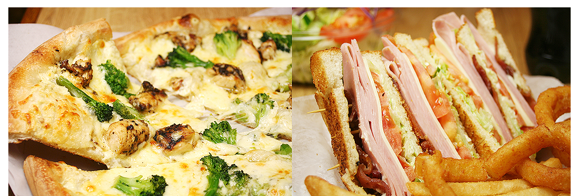 Mediterranean Pizza Subs Pizza Calzones Subs Pasta Salads